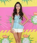 Selena Gomez at the Kids' Choice Awards