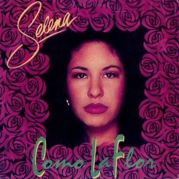 Selena-Como La Flor (CD Single)-Frontal