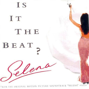 Selena-Is It The Beat (Cd Single)-Frontal