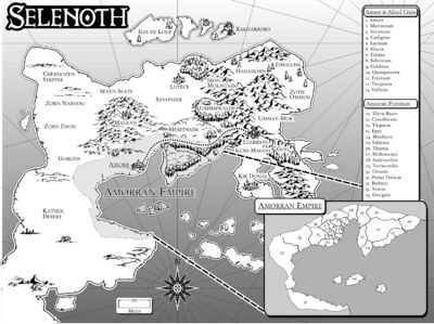Selenoth-Map