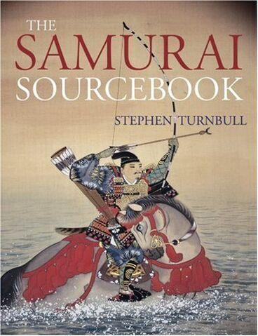 File:Stephen Turnball the Samurai Source book.jpg