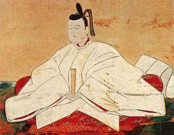 Hideyori Toyotomi painting