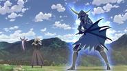Mitsuhide! Prepare to die!