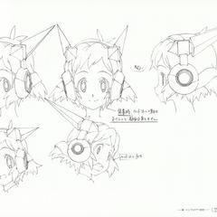 Hibiki's Headset