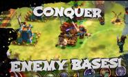 Sensei Wars Enemy Bases