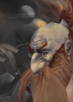 Paladin Dwarf Male