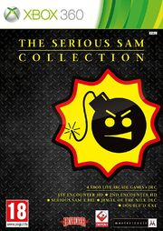 The Serious Sam Collection official box art