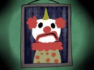 Clownpainting