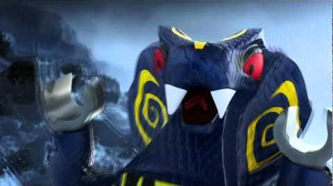 LEGO® Ninjago -- Hypnobrai