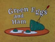 Green Eggs and Ham Title Card
