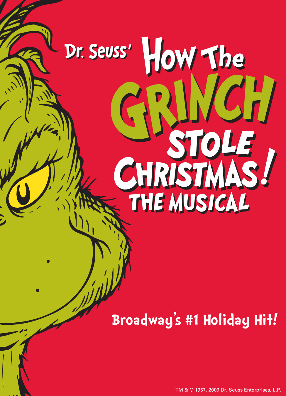 How The Grinch Stole Christmas Tour History