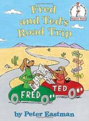 Fred-teds-road-trip-peter-eastman-hardcover-cover-art