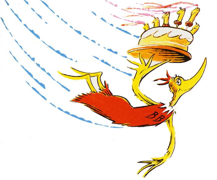 The Birthday Bird