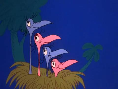 Horton Hears a Who- Mrs. Toucanella Told Me (English) - YouTube