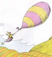 Big air balloon