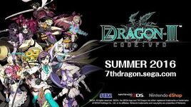 7th Dragon III Code VFD Swoops Down to the Americas!