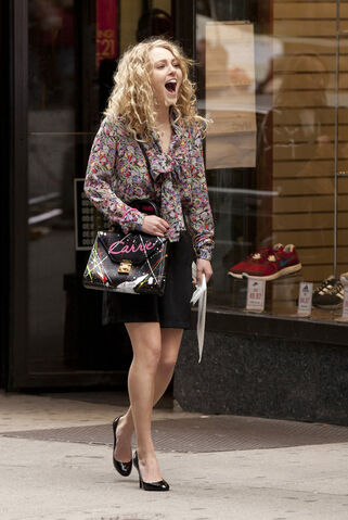 File:On the set of the carrie diaries.jpeg