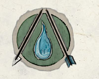 Shevarash symbol