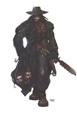 Sworn slayer