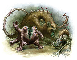 Abyssal Maw, Skulker, Ravager