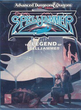 The Legend of Spelljammer