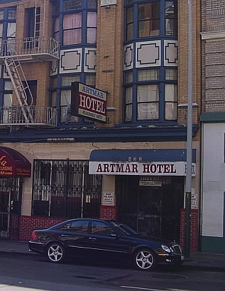 Artmar hotel