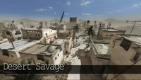 Desert Savage