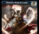 Rothem, King of Layar