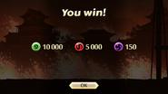 Shogun Eclipse Reward
