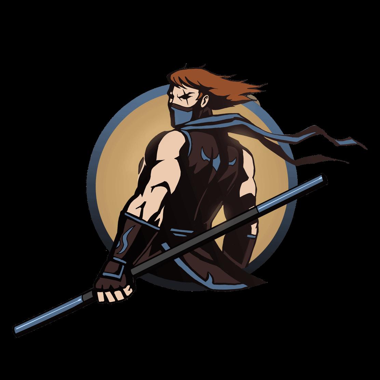 Image - Ninja man staff.png | Shadow Fight Wiki | FANDOM
