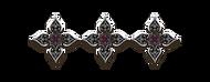 Ranged shuriken of darkness