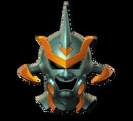 Helm cyber mask