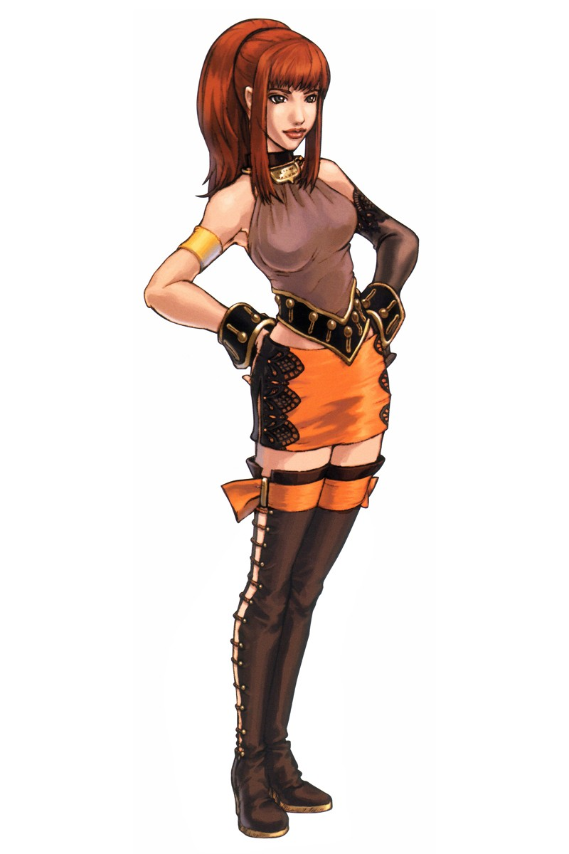 Shadow Hearts Karin dating outfit