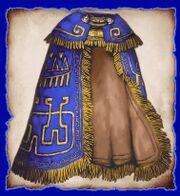 Old-style coat
