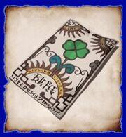 Talisman of luckftnw