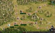 SLO - Quest 32 - Uruk-Hais Chieftan - route map
