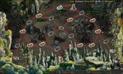 SLO - Quest 37 - Bramble Basin - route map