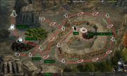 SLO - Quest 30 - Kill Oddo - route map