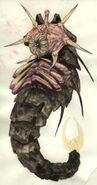 Legion creature concept 2
