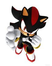 Sonic Rivals 2 shadow ok