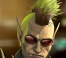 Green Lucifer
