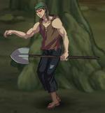 Rabid Green Miner