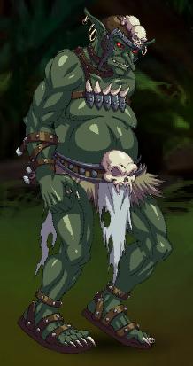 Slogroth Goblin