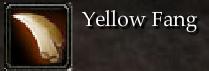 Yellow Fang