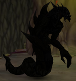 Third Form Darkness Demon