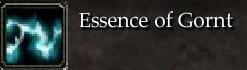 Essence of Gornt