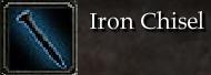Iron Chisel