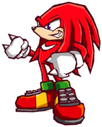 Sonic Battle Knuckles