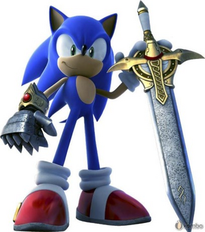 Sonic and the B.K.