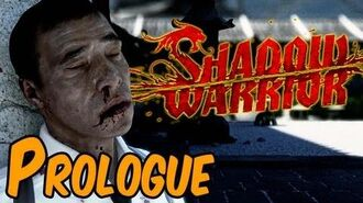 Shadow Warrior 2013 Walkthrough - Prologue Mr. Two Million Dollars Gameplay HD-0
